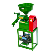 mini auto 1 ton per hour compact rice mill machinery